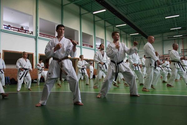 В сборах приняли участие около 300 спортсменов